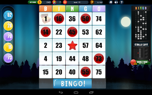 Absolute Bingo - free bingo - screenshot thumbnail