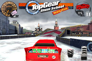 Screenshot of Top Gear: Stunt School SSR
