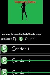 Romanticos Demo- screenshot thumbnail
