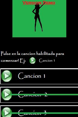 Romanticos Demo- screenshot