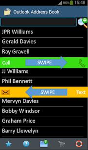Outlook Address Book Extra|玩商業App免費|玩APPs