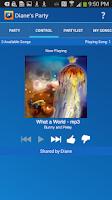 Screenshot of U-verse Jukebox