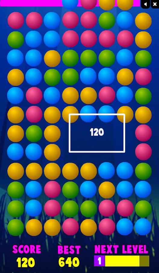 Bubble Puzzle PRO - screenshot