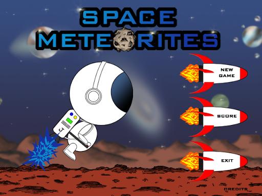 Space Meteorites