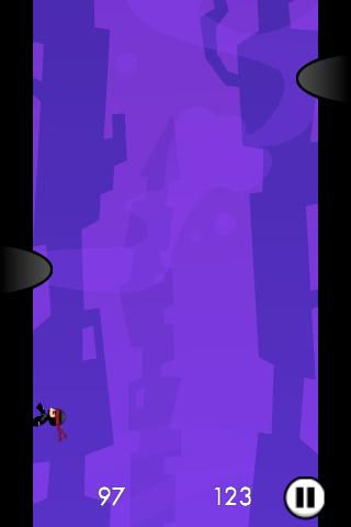 Ninja Rebound- screenshot