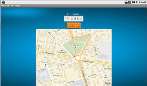 【免費通訊App】Where you? (Client)-APP點子