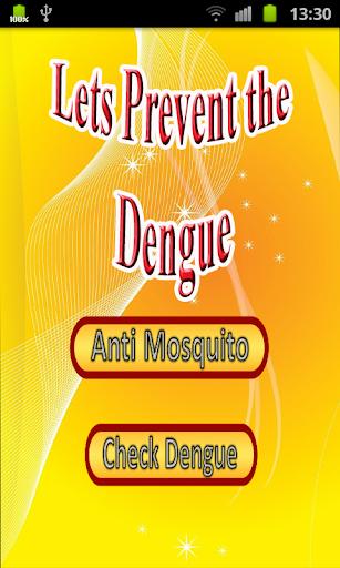 Dengue Identifyer
