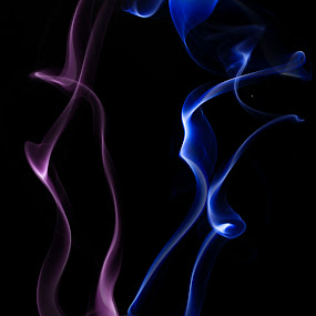 smoke by John Siryana - Abstract Patterns