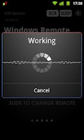 Screenshot of WiFi Remote