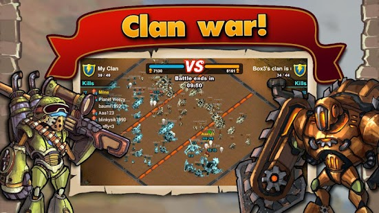 Clash of Heroes Screenshot 14
