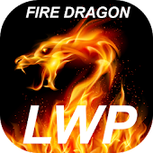Fire Dragon Live Wallpaper