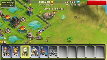 Screenshot of Battle Beach
