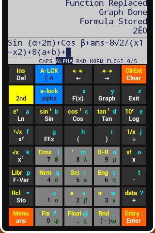 MC50 Scientific Calculator