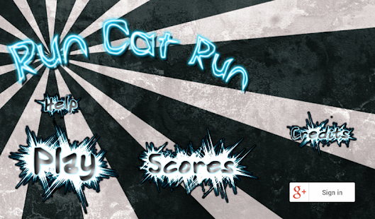 Run Cat Run- screenshot thumbnail