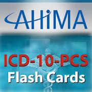 AHIMA's ICD-10-PCS Flash Cards 1.0 Icon