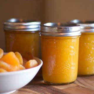 Apricot Honey Butter.