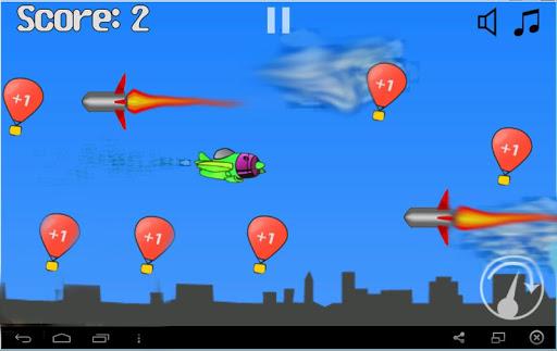 Flappy Fat Plane Free