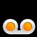 Messagerie vocale visuelle logo