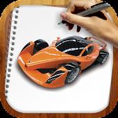 Draw Super Autos Cars