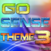 Go Launcher Sense Theme 3