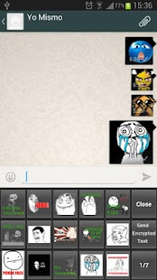 Animated Smileys Free- screenshot thumbnail