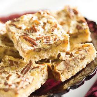 Pecan Pie Cookie Bars