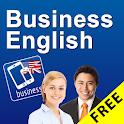 Inglese per gli affari Free icon