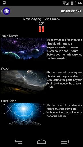 Digital Trips: Sleep 1.0 screenshots 5