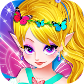 Butterfly Fairy Girls Dress Up