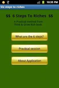 Six Steps To Riches Pro - screenshot thumbnail