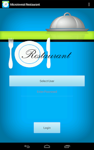 Microinvest Restaurant- screenshot thumbnail