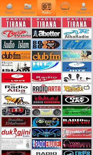Radio Shqip - Albanian Radio.