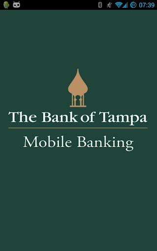 Bank of Tampa Mobile Banking