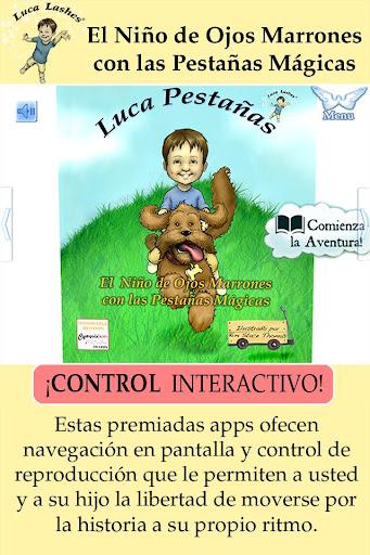 Luca Pestañas