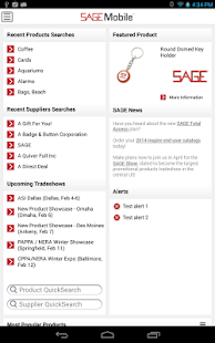SAGE Mobile- screenshot thumbnail