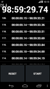 Stopwatch & Timer - screenshot thumbnail