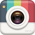 Candy Camera - Sticker icon