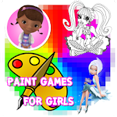 Paint Games for Girls