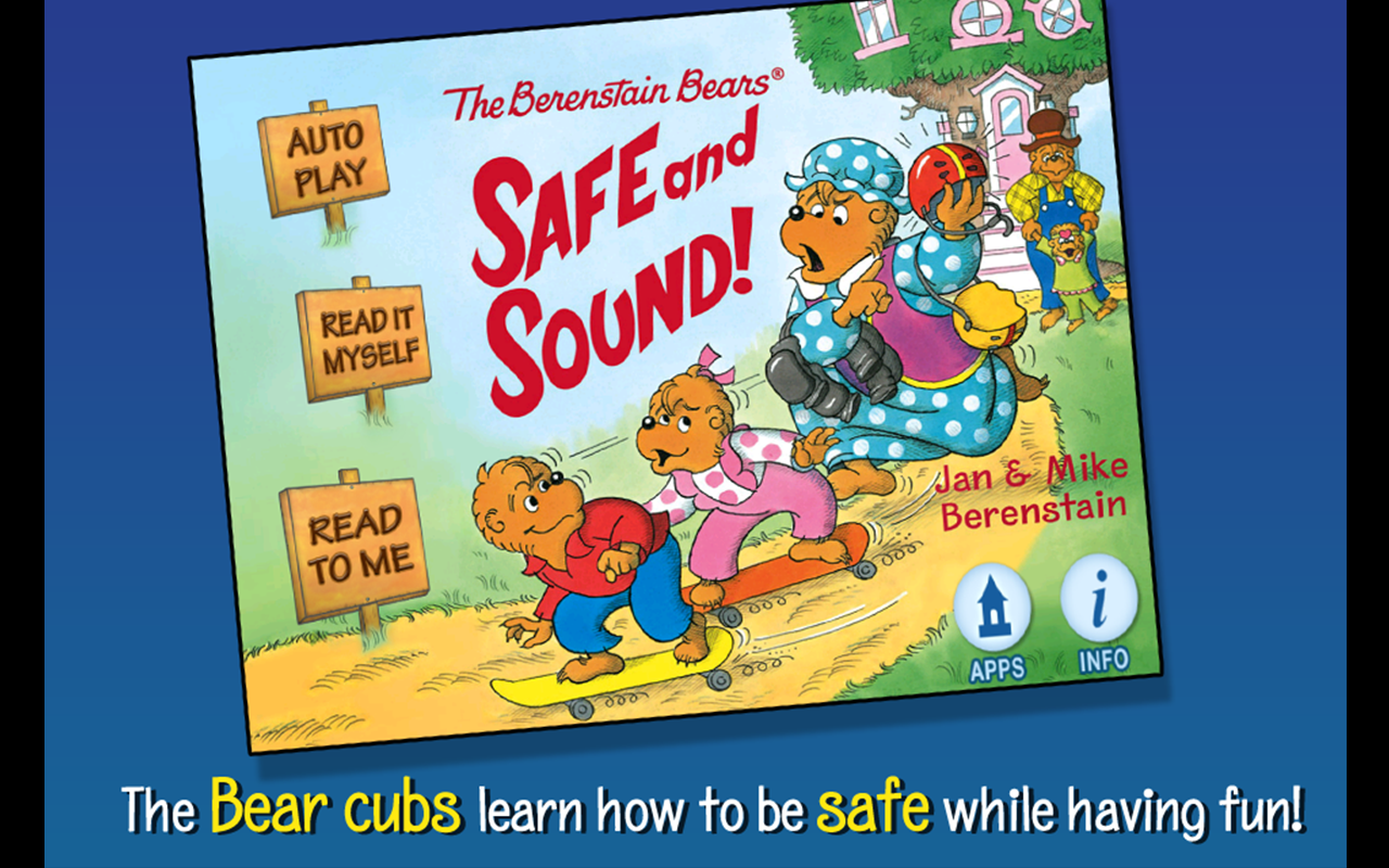 Berenstain Bears: Safe & Sound - screenshot