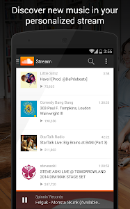 SoundCloud - Music & Audio v15.01.23-1086 beta