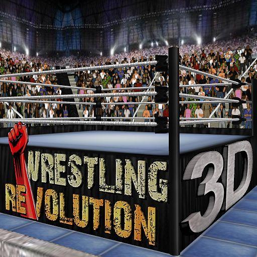 Wrestling Revolution 3D APK Cracked Download