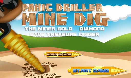 Panic Driller Mine Dig +