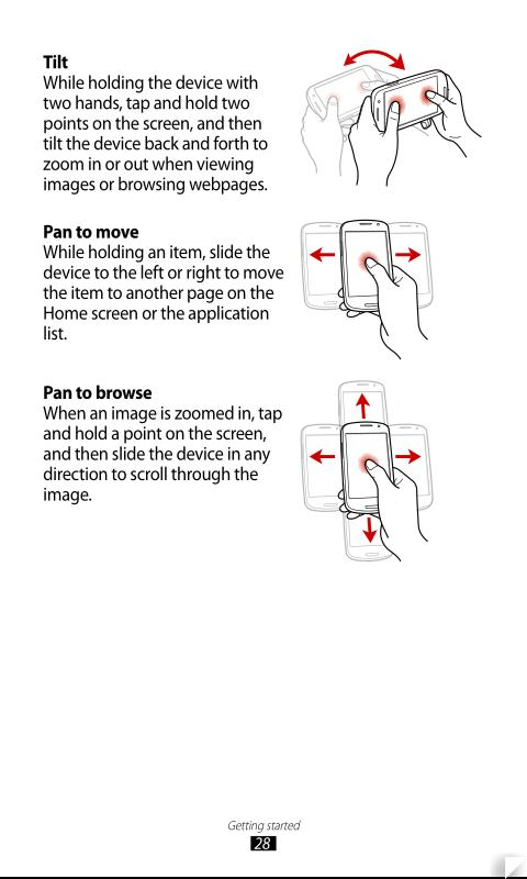 Samsung Galaxy S3 Manual - screenshot