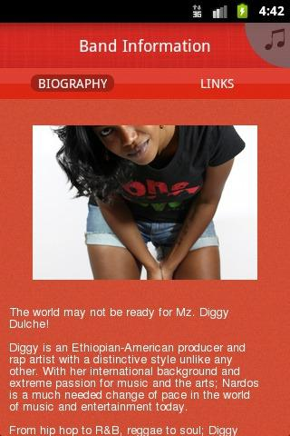 Mz. Diggy Dulche - screenshot