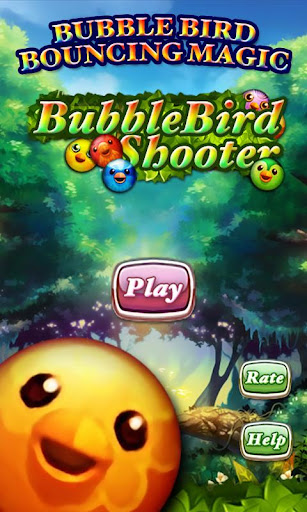 Bubble Bird Shooter
