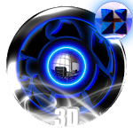 Next Launcher Theme Twister B v1.0.5