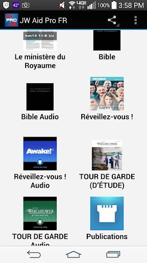 JW Aid Pro French