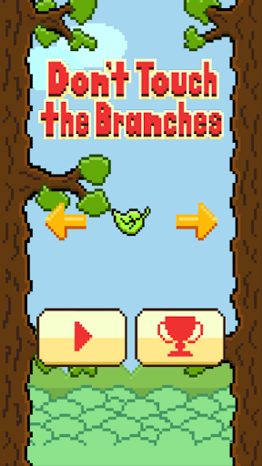 Don't Touch the Branches