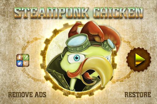 Steampunk Chicken -Free Racing