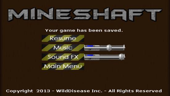 【免費街機App】Mineshaft-APP點子